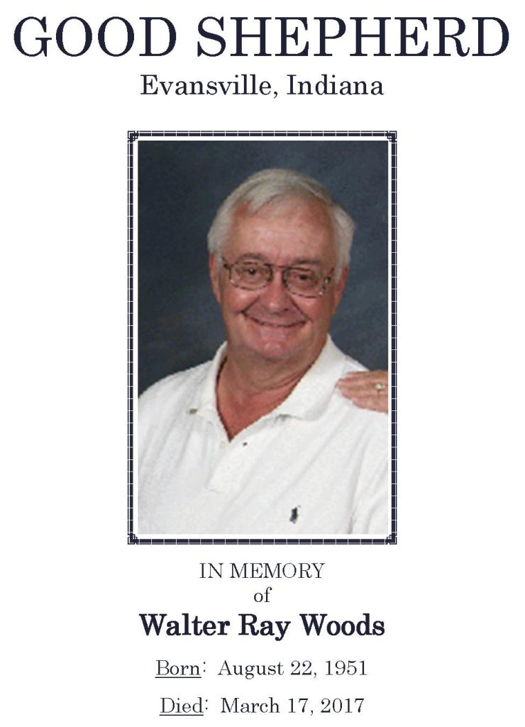 2017-03-17 Funeral Picture [Walter Ray Woods] Narthex